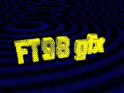 Funtop'98 Gfx Pack - ZX Spectrum DEMO